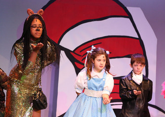 Seussical The Musical Theatricool Colchester Essex