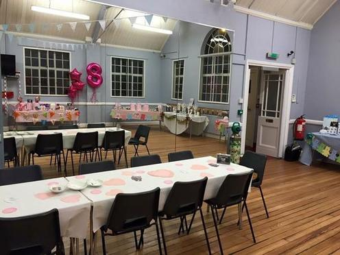 Hall Hire Childrens Party Colchester