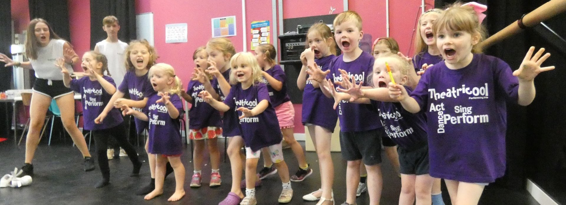 Free Drama Classes Colchester